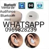 Audífono Bluetooth Mini $14,99