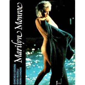 Livro Hq Marilyn Monroe - Giancarlo Governi Buzzelli Dangina