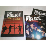 The Police Certifiable Live In Buenos Aires Dvd +cd+ Insert