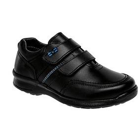 Zapato Escolar Yuyin 27200 Ng 15-25