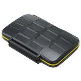 Jjc Mcxqdcf5 Waterresistant Tough Storage Memory Card Case P