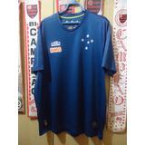 Camisa Cruzeiro Bmg E Olympikus no Mercado Livre Brasil 32e21f672d55d