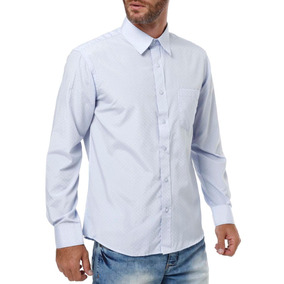 c9f1d021ab Camisa Gola Italiana - Camisa Manga Longa Masculino no Mercado Livre ...