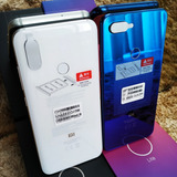 Celular Mi 8 64gb Branco Global Novo + Capa De Silicone Tran