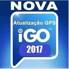 Atualização De Gps, Igo Primo Novo Ultimate 2017 Radar Novo