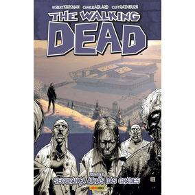 The Walking Dead-volume 3-segurança Atrás Das Grades-panini
