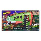 Nerf Zombie Strike Ripchain Hasbro Juguetes Niños Nuevo