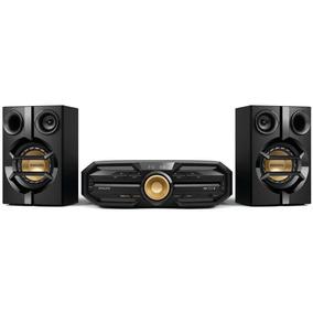 Mini System Philips Fx20x Speaker 240w Bluetooth Usado