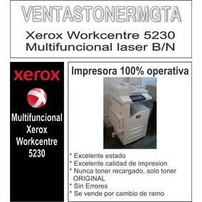 Xerox Workcentre 5230 Laser B/n