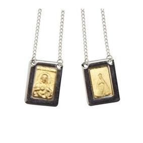Colar De Ouro Catolica - Joias e Bijuterias no Mercado Livre Brasil 169f26c6e6