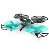 Drone Com Câmera 2,0 Mp Wifi Fpv Ao Vivo Celular Controle S8