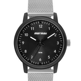 Relógio Mormaii Unissex Prata - Mo2035jc/4p