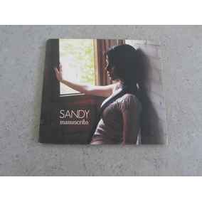 musicas cd manuscrito sandy