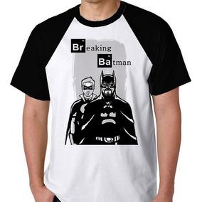 2e78821ee Camiseta Do Batman Cinza Camisetas Blusas Manga Curta - Calçados ...