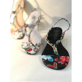 9ad84436001 Huaraches Tejidos Par Dama 2 - Zapatos en Mercado Libre México