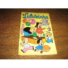 Luluzinha Nº 1 Jul/1974 Diversões Juvenis Ed Abril Original