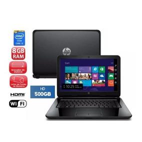 Notebook Hp 240 G3 Processador I3