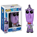 Funko Pop Disney Inside Out Fear (vaulted)