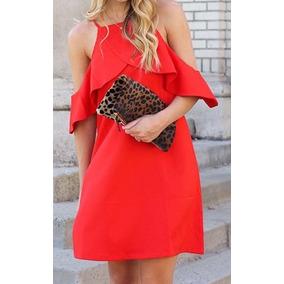 Vestidos rojos cortos y elegantes