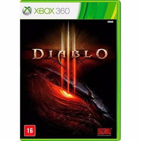 Game Xbox 360 Diablo 3 - Original - Novo - Lacrado