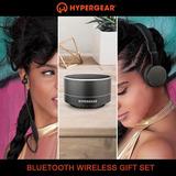 Set Hypergear Audífonos Y Parlante Inalámbricos Bluetooth