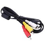 Cable Multi Audio Y Video Para Sony Hdrcx220 Cx240 Cx280 Etc