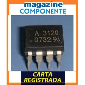 Kit - 3x Ci A3120 - Hcpl3120 - Hcpl-3120 - 3120 - Original