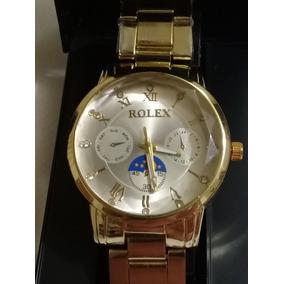 bc126ac56b6 Rolex Feminino De Luxo - Relógios De Pulso no Mercado Livre Brasil