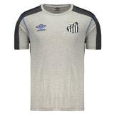 Camisa Santos Cinza no Mercado Livre Brasil 79a9a0b7f01a2