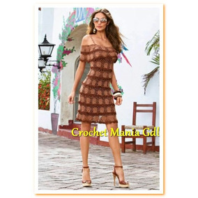 5c731942c Vestido De Fiesta Para Damas - Vestidos de Mujer Naranja oscuro en ...