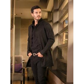 Gabán Totas Outfit 640 Para Hombre Negro
