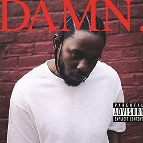 Kendrick Lamar Damn . Vinilo Doble Nuevo Importado