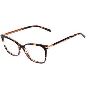 Ana Hickmann Ah 6344 - Óculos De Grau G21 Marrom Mesclado Br e5f880bbf3