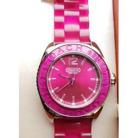 Reloj Coach Original Dama ..bolsa Coach.az