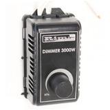 Controlador Dimer Dimmer Rotativo 3000w Bivolt 110v 220v
