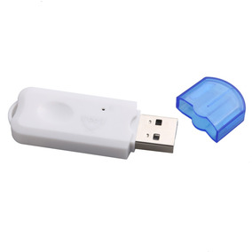 Receptor Audio Usb Bluetooth 2.1 Inalambrico Iva Y Garantia