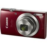 Canon Powershot Elph 180 Rojo - (ml)
