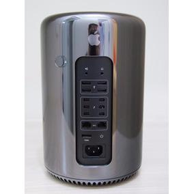 Apple Mac Pro 2013 - Quad Xeon 3.7ghz, 32gb Ram, Ssd 256gb