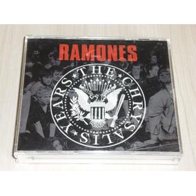 Box Ramones - The Chrysalis Years (inglês 3 Cds C/ 5 Álbums)