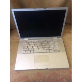 Lapto Macbook Pro A1260 Tarjeta De Video Mala