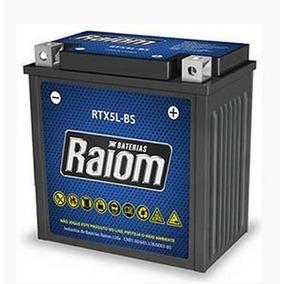 Bateria Ti150es 09-/fan150 Rtx5/6l-bs