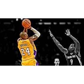 4749efa2d53bd Camisa Nba Kobe Bryant 08 24 Los Angeles Lakers Basquete