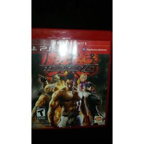 Tekken 6 Ps3 - Playstation 3 - Semi-novo