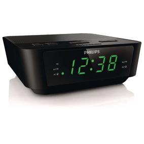 743cd46d022 91 Philips Rádio Relógio Com Sintonização Digital Aj3116 ...