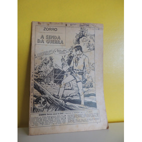 Hq Ou Gibi Zorro 41 Ebal 1974 - Sem Capa