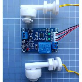Controlador De Nível De Água Automático - Xh-m203 + 2 Boias