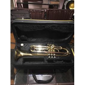 Trompete Conn Modelo 16b Em Si Bemol - Trompetes no Mercado