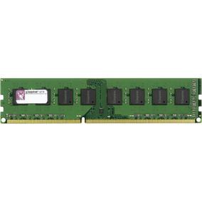 Ktl-ts316elv/4gb Memoria Kingston Dimm Ddr3 4gb 1600 Mhz Se