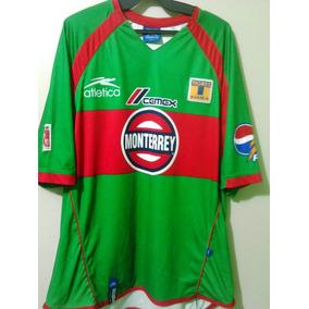 Jersey De Tigres 2004 Portero Rogelio Rodriguez eed81e277f850