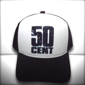 Bone 50 Cent - Bonés para Masculino no Mercado Livre Brasil 5559865b6e2
